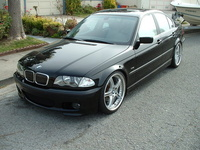 2001 BMW 3 Series 320i, 2001 BMW 320 320i picture, exterior