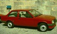 1985 Vauxhall Nova Overview