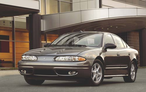 2004 Oldsmobile Alero picture