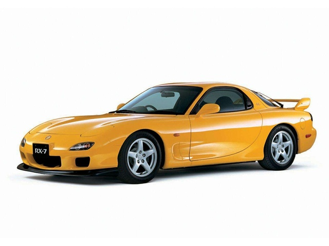 Picture of 2001 Mazda RX-7, exterior