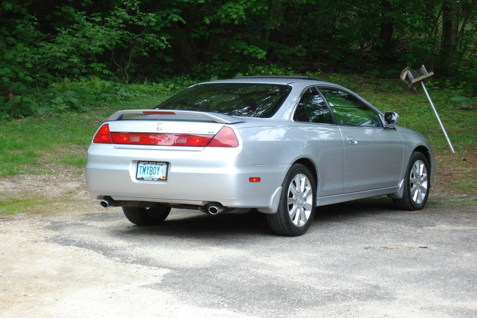 Picture of 2002 Honda Accord EX V6 Coupe, exterior