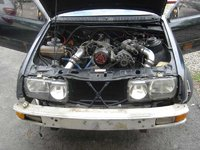 Picture of 1987 Merkur XR4Ti, engine