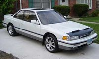 1986 Acura Legend Overview