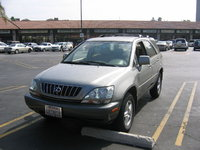 Lexus RX 300 Questions - My air conditioner on my 2001 rx300