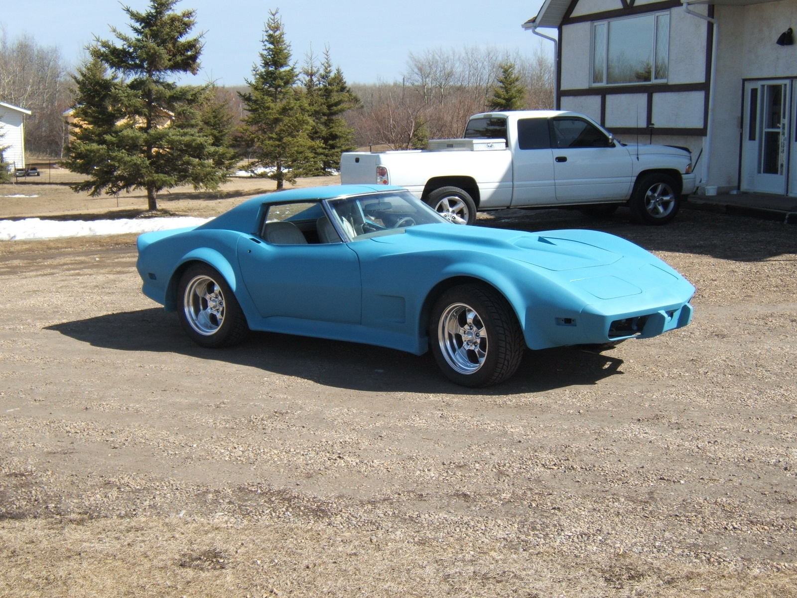 1976 Chevrolet Corvette picture, exterior