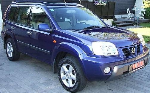 Picture of 2003 Nissan X-Trail, exterior, gallery_worthy