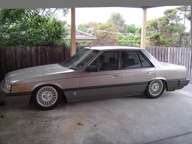 Picture of 1985 Nissan Skyline, exterior, gallery_worthy