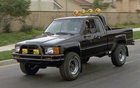 1986 Toyota Pickup picture, exactly my truck without the light set., exterior