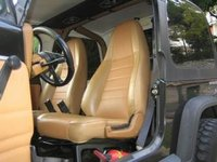Picture of 1995 Jeep Wrangler S, interior