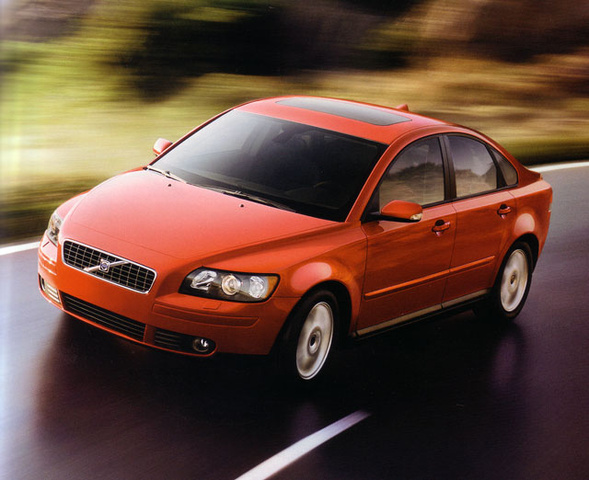 Picture of 2008 Volvo S40
