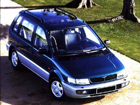 Picture of 1998 Mitsubishi Space Star
