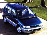 1998 Mitsubishi Space Star Picture Gallery