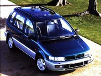1998 Mitsubishi Space Star Overview