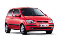 Picture of 2004 Hyundai Getz, exterior, gallery_worthy