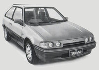 Picture of 1988 Ford Laser, exterior, gallery_worthy