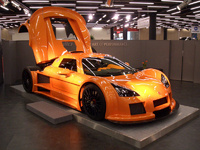 2006 Gumpert Apollo Overview