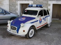 1976 Citroen 2CV Overview