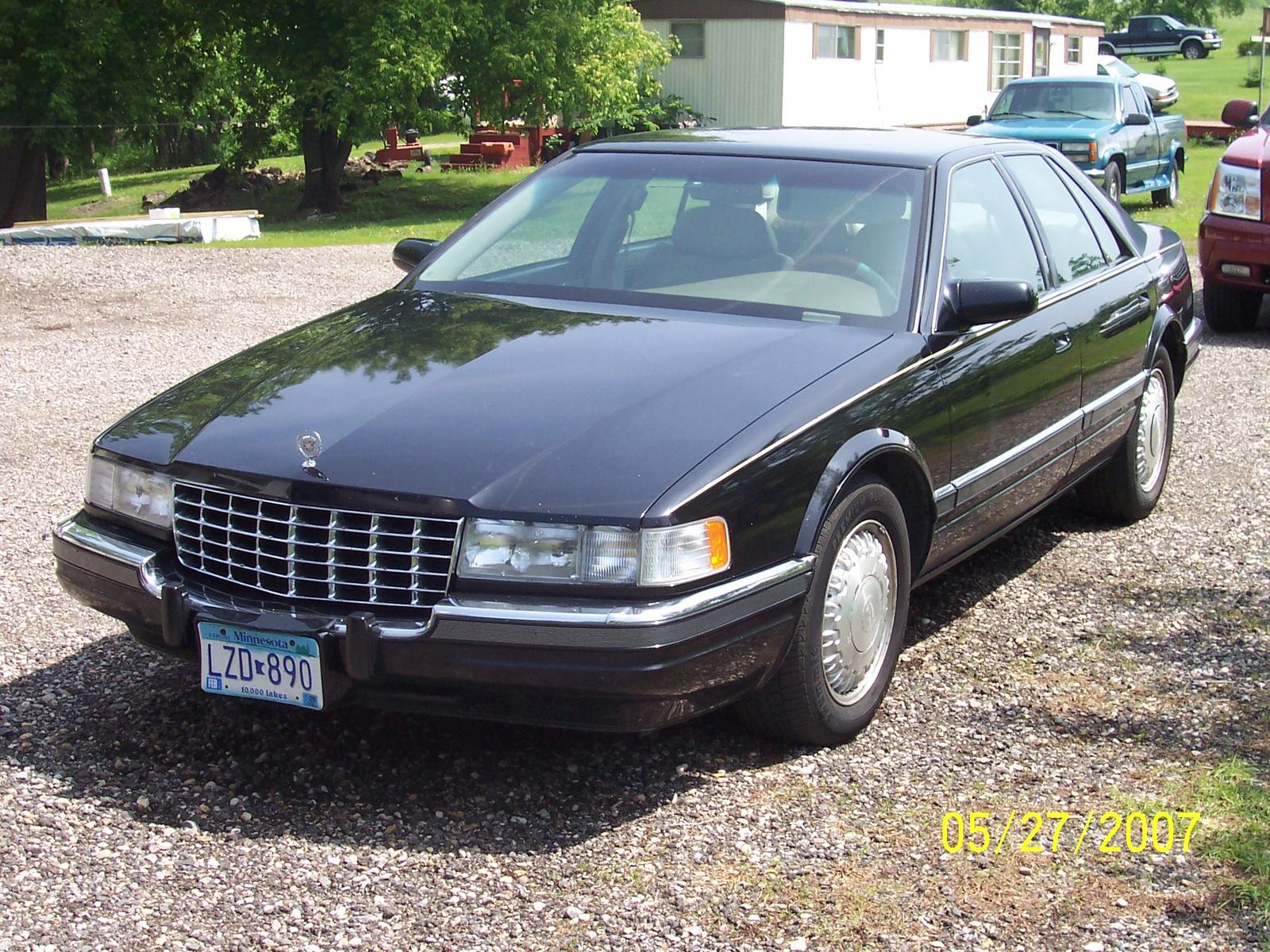 1992 Cadillac Seville Pictures Cargurus