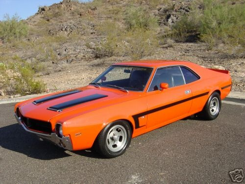 Picture of 1969 AMC Javelin, exterior, gallery_worthy