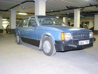 1983 Opel Kadett Overview
