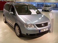 Picture of 2007 Volkswagen Touran, exterior