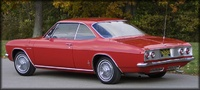 1967 Chevrolet Corvair picture, exterior