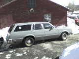 1982 Pontiac Bonneville Overview
