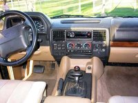 Picture of 1993 Land Rover Range Rover County, interior