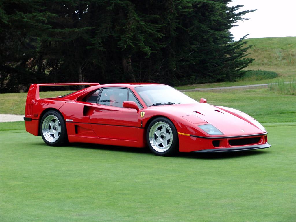 1992 Ferrari F40 Pictures Cargurus
