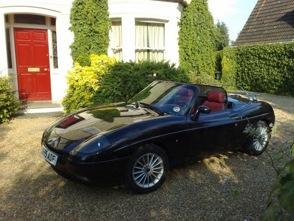 Picture of 2000 FIAT Barchetta