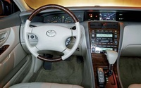 2003 Toyota Avalon XLS picture, interior