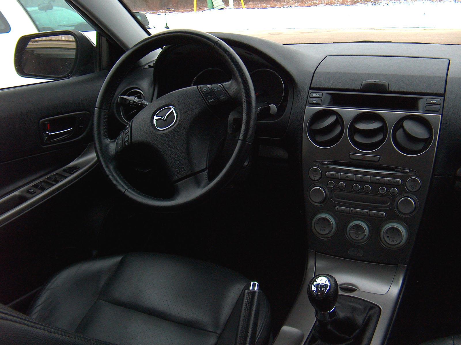2005 Mazda Mazda6 Interior Pictures Cargurus