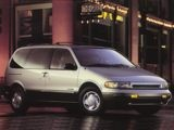 1994 Nissan Quest Overview