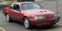 Picture of 1987 Ford Thunderbird Turbo, exterior, gallery_worthy