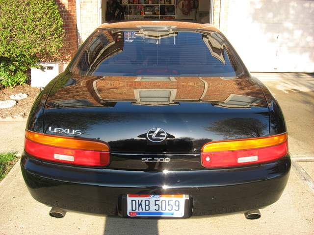 1992 lexus sc 300 overview cargurus. Black Bedroom Furniture Sets. Home Design Ideas