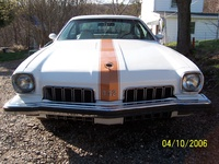 1973 Oldsmobile 442 picture, exterior