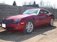 2004 Chrysler Crossfire, 2005 Chrysler Crossfire Coupe Limited picture, exterior
