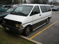1994 Ford Aerostar Overview
