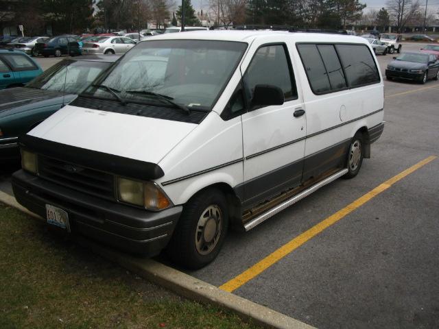 1994 Ford Aerostar 3 Dr XLT Passenger Van Extended picture