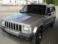 1993 Jeep Cherokee Picture Gallery