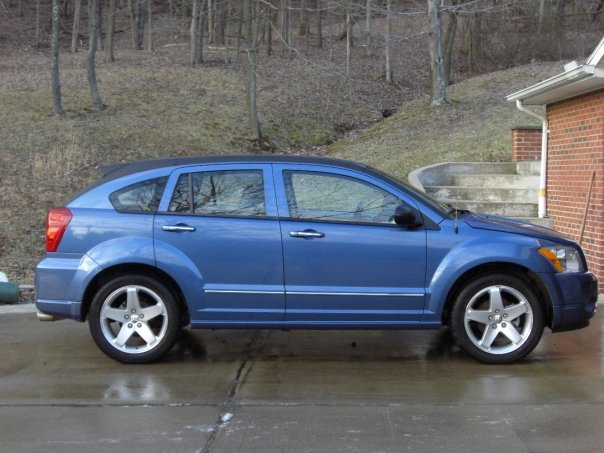 picture of 2007 dodge caliber r t awd exterior. Cars Review. Best American Auto & Cars Review