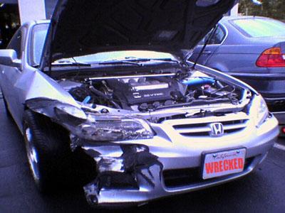 2001 Honda Accord EX V6 Coupe picture, exterior