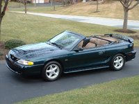 Picture of 1996 Ford Mustang GT Convertible, exterior