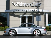 1996 Porsche 911 Turbo AWD, Picture of 1996 Porsche 911 2 Dr Turbo AWD Coupe, exterior