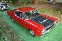 1970 AMC Rebel Machine., exterior