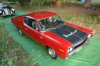 1970 AMC Rebel Machine., exterior