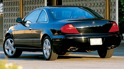 2003 Acura Type on 2001 Acura Cl 2 Dr 3 2 Type S Coupe Picture  Exterior