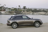 2005 Infiniti FX45, 2005 Infiniti FX35 4 Dr STD AWD SUV picture, exterior