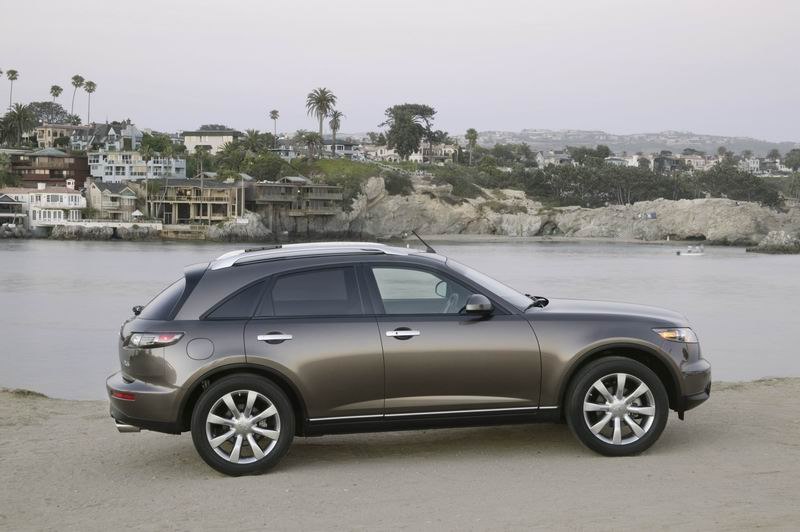 2005 infiniti fx45 pictures cargurus. Black Bedroom Furniture Sets. Home Design Ideas