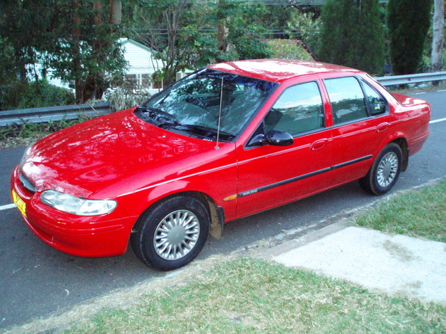 Picture of 1996 Ford EL Falcon, exterior